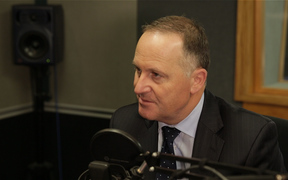 John Key - on Morning Report 10 November 2016.