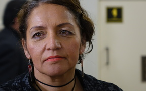 Māori Party co-leader Marama Fox