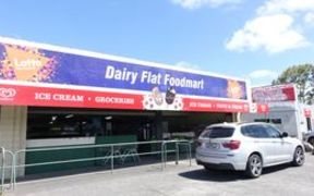 dairy flat lotto