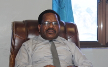 West Sepik provincial official Paul Nengai.