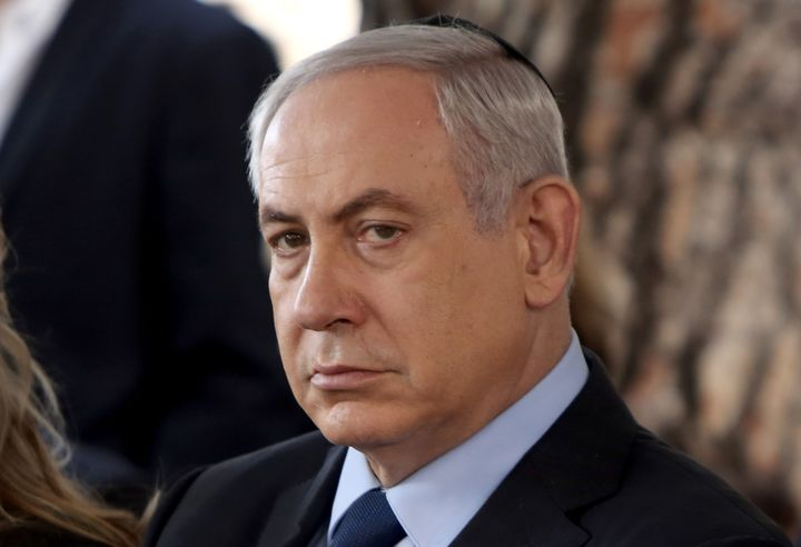 Sara and Benjamin Netanyahu