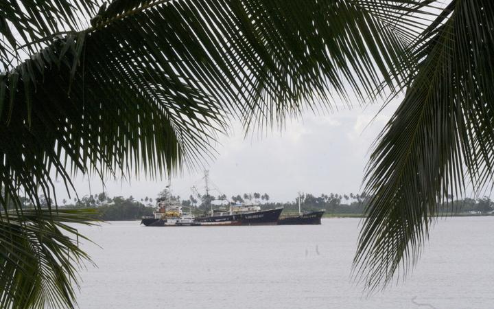 Poor pay debated in Kiribati parliament