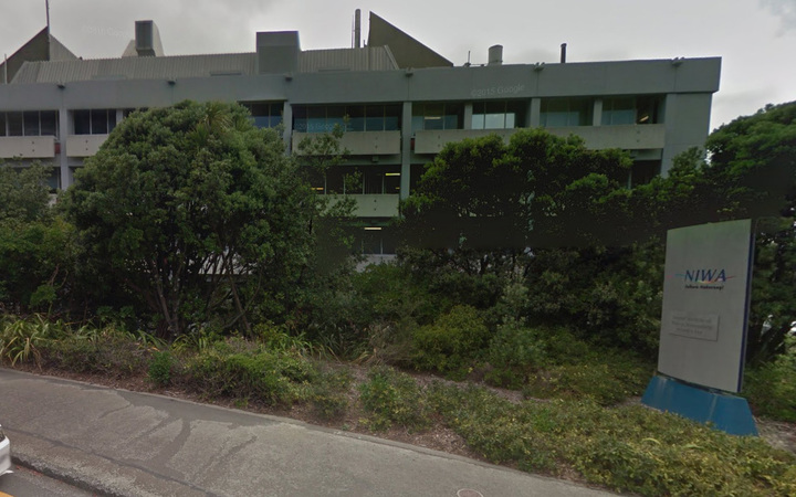 The NIWA building was not checked by an engineer after the 7.8 magnitude Kaikoura earthquake.