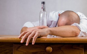 New statistics out, show that more than a fifth of people turning up injured at emergency departments, are affected by alcohol.