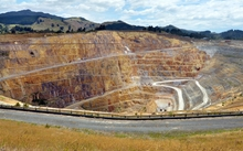 The Martha Gold Mine in Waihi is changing hands from Newmont to NZ company Oceanagold.