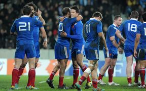 France rugby players