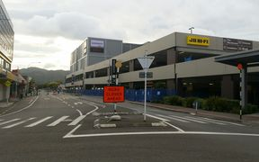 Queensgate Shopping Centre, Lower Hutt.