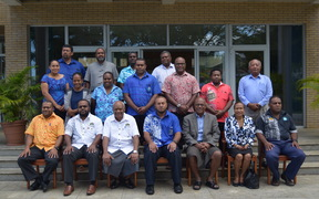 The Melanesian Spearhead Group (MSG) Sub-Committee on Legal & Institutional Issues (SCLII) meet in Vanuatu to come up with membership guidelines for the organisation. 24/11/2016