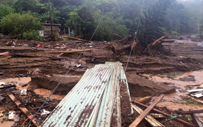 Houailou area in New Caledonia worst hit by deluge