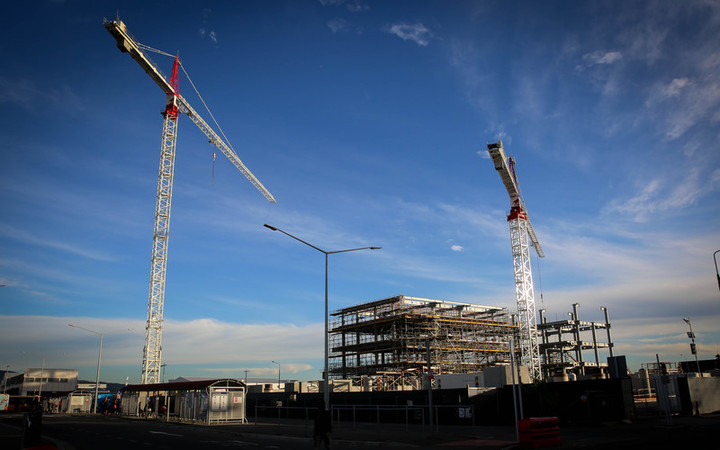 Christchurch construction.