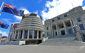 New Zealand Parliament; Government; Beehive