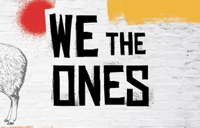 We The Ones cover