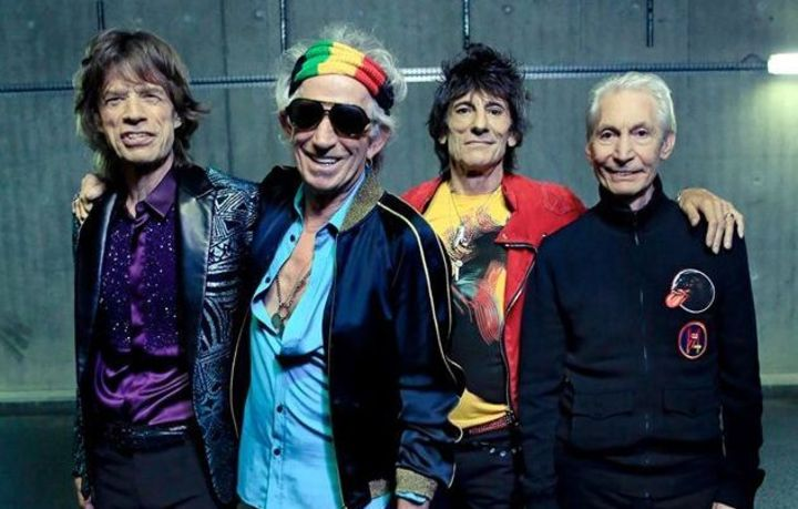 The Rolling Stones in 2016