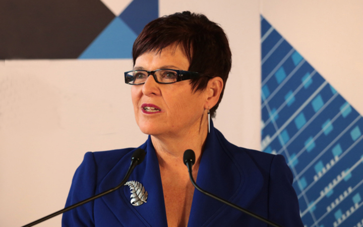 Dame Jenny Shipley became the leader of the National Party and prime minister in 1997. She helped recruit John Key as an MP in 2001.