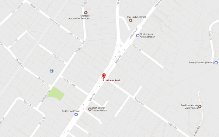 Boy attacked with knife as he walks along Nelson street Radio New
