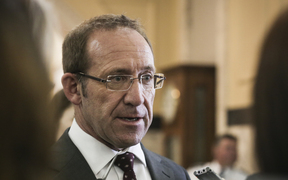 Labour Party leader Andrew Little