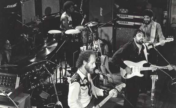 Little Feat at Auckland Town Hall, July 1976