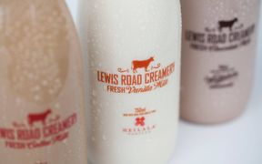 Lewis Road Creamery products