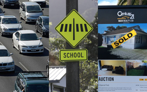 The Auckland teacher shortage is being blamed on the city's high housing costs and transport problems.