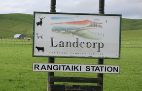 Rangitaiki Station