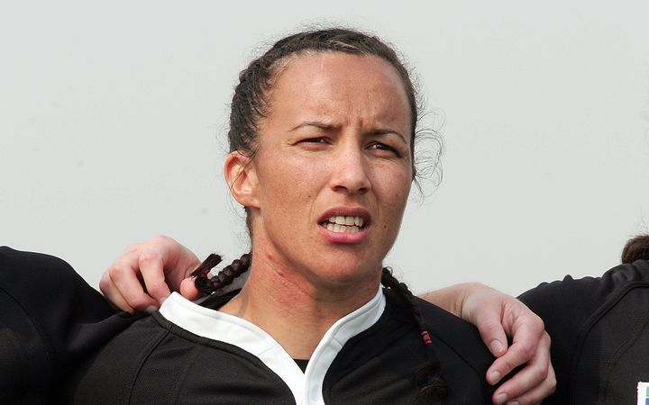 New Zealand Rugby board member and former Black Ferns rugby captain Farah Palmer.