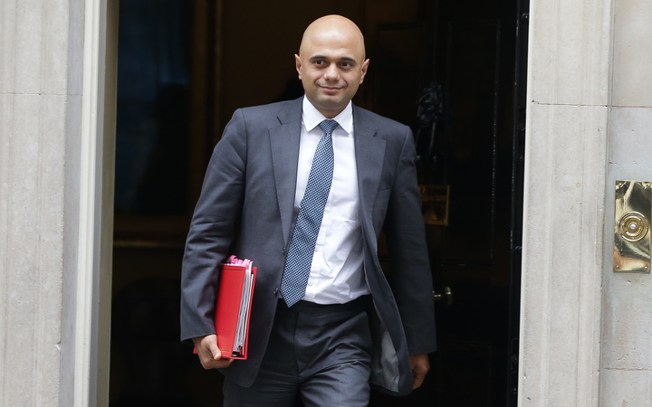 "Sajid Javid said people could not play a ""positive role"" in public life unless they accepted basic values."