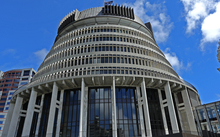New Zealand Government, parliament