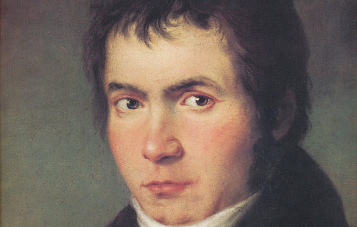 Beethoven in 1804