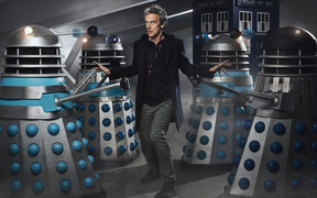 Peter Capaldi, Dr Who