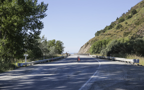 State highway 1 opens
