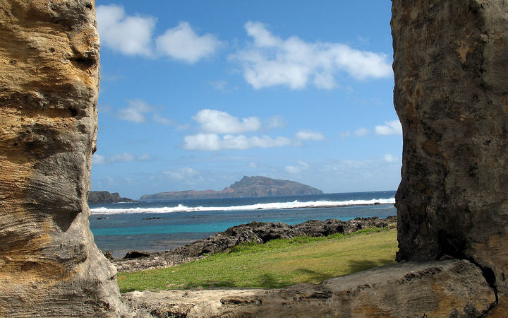 The stone ruins of the colony, set on on the wave-swept coast, are now a major attraction for foreign tourists to the South Pacific paradise.
