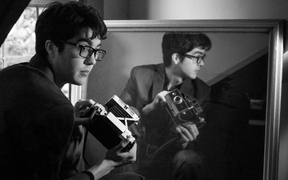 Will Toledo of Car Seat Headrest.