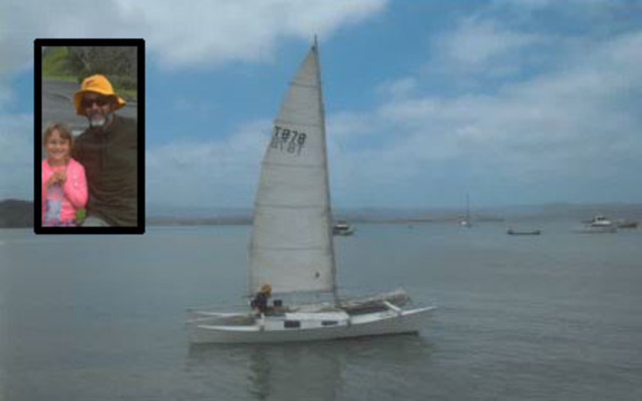 Alan Langdon and his daughter Que Langdon have not been heard from since setting off from the Waikato for the Bay of Islands on a catamaran on 17 December.