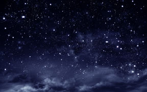 stars night sky generic
