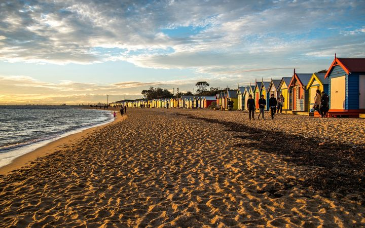 Gastro risk at Melbourne beaches after floods