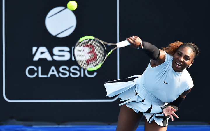 Serena, Venus Williams forced out of ASB Classic