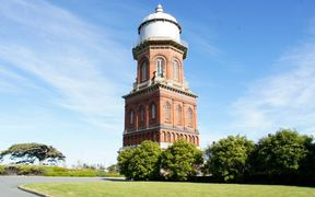 The Invercargill Water Tower