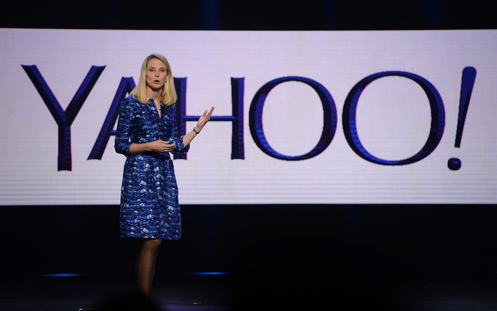 Yahoo to change name of major part of its business