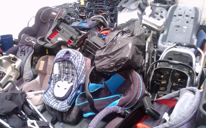 Mass Regulations For Car Seats
