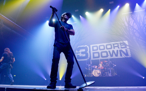 3 Doors Down will perform at Donald Trump's inauguration.