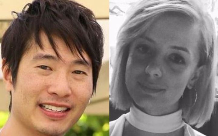 Matthew Si and Jess Muddie were among the five people killed in Bourke St, Melbourne.