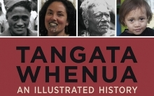 The award-winning 'Tangata Whenua, an Illustrated History'