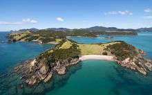 Urupukapuka Island - a pest-free sanctuary in the Bay of Islands.