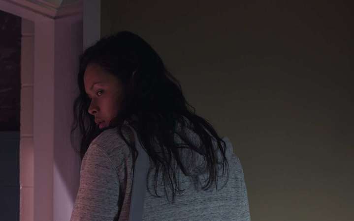 Ilisa (played by Frankie Adams) in One Thousand Ropes.