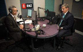 Prime Minister Bill English on Morning Report, 31 January 2017