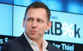 Department of Internal Affairs releases documents on Thiel citizenship