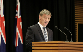 Bill English State of the Nation