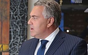 Australian Treasurer Joe Hockey.