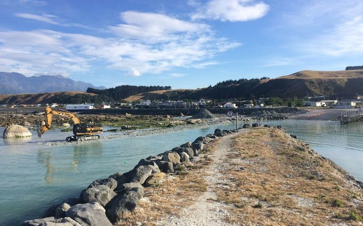 Kaikoura harbour