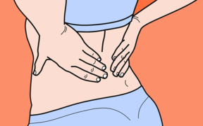 What's the best way to treat back pain?